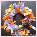 halloween wreath diva crafts