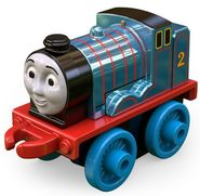 Edward - Metallic - Thomas Minis Wave 2