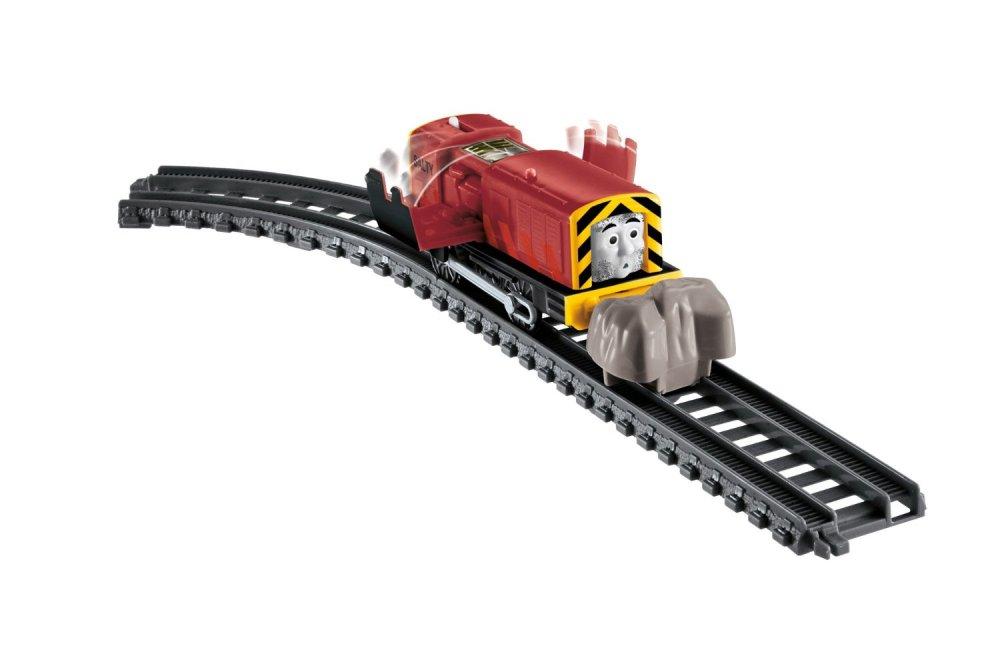 Salty - Crash and Repair - Trackmaster Revolution