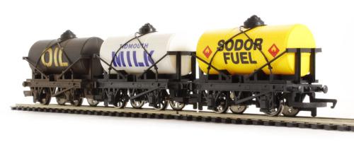 Tanker 3 Pack - Hornby