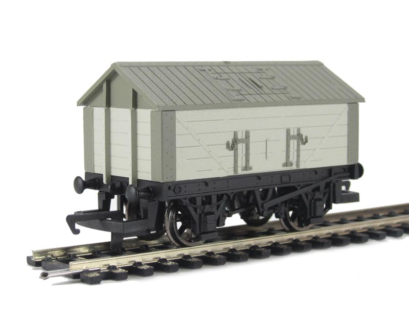 Lime Wagon - Grey - Hornby