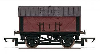 Lime Wagon - Brown - Hornby