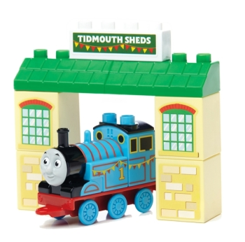 Thomas - Thomas & Friends Buildable Engines - Mega Bloks