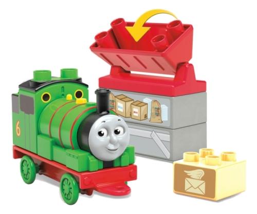 Percy - Thomas Character Collection - Mega Bloks