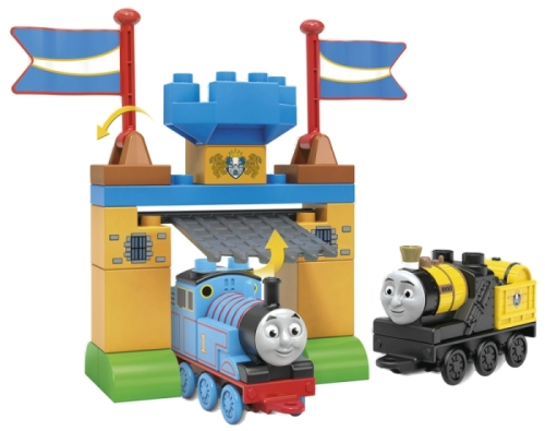 Thomas and Stephen - Friendship Series - Mega Bloks