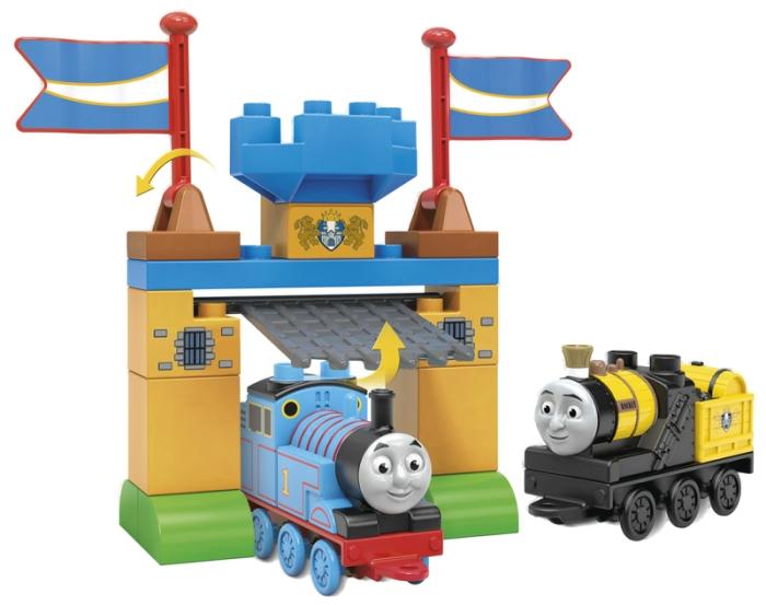 Thomas and Stephen - Friendship Series - Mega Bloks