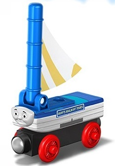 Skiff - Sodor's Legend of the Lost Treasure - Thomas Wooden