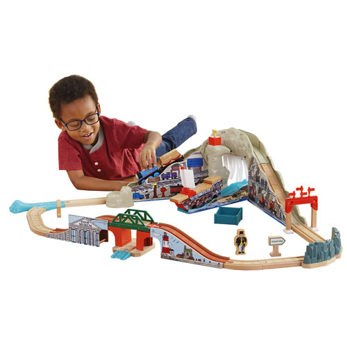 Pirate Cove Discovery Set - Sodor's Legend of the Lost Treasure - Thomas Wo