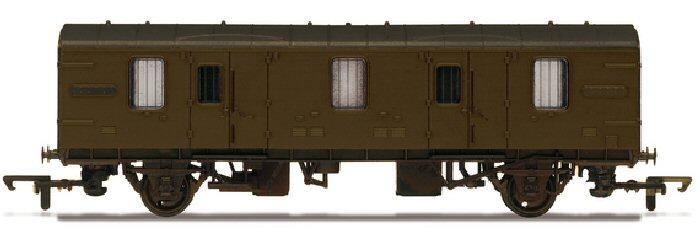 Works Unit Van - Hornby