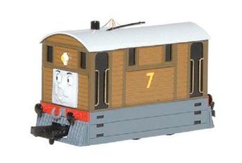 Toby the Tram - Bachmann Thomas and Friends