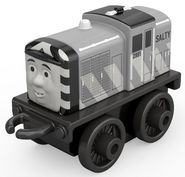 Salty Old School - Thomas Minis Wave 3