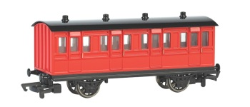 Red  Coach - Bachmann Thomas and Friends