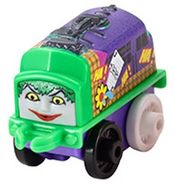 Diesel 10 as Joker DC - Thomas Minis Wave 3