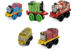 Wave 2 Starter Pack - Thomas Minis