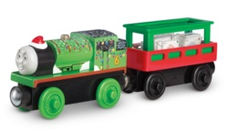Percy and the Letters to Santa - Thomas Wooden