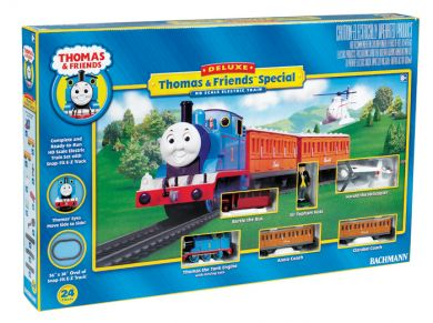Deluxe Thomas and Friends Special - Bachmann Thomas and Friends