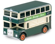 Bulgy Bus - Green