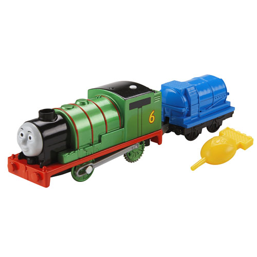 Percy - Real Steam - Trackmaster Revolution