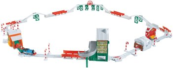 Holiday Cargo Delivery Set - Trackmaster Revolution