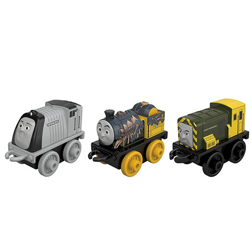 3pK Minis - Classic Spencer,Dino Stephen and Classic Iron Bert