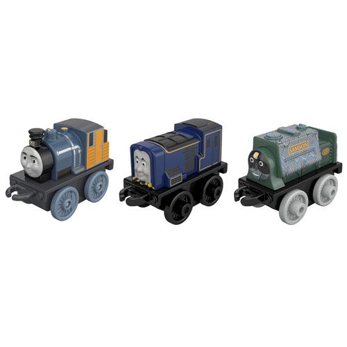 3Pk Minis - Hero Samson,Classic Sidney and Classic Bash - Thomas Minis