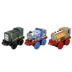 3 Pk Minis - Chillin Edward,Classic Paxton and Racer Bill