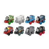 8 Pk Minis - Classic Edward, Chillin Gordon,Classic Percy,Classic Diesel,Classic Skarloey,Racing Spencer,Robo Millie and Classic Samson