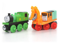 Oliver and Oliver - Sodor's Legend of the Lost Treasure - Thomas Wooden