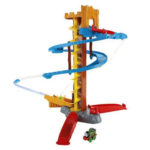 Twist-N-Turn Stunt Set - Thomas Minis