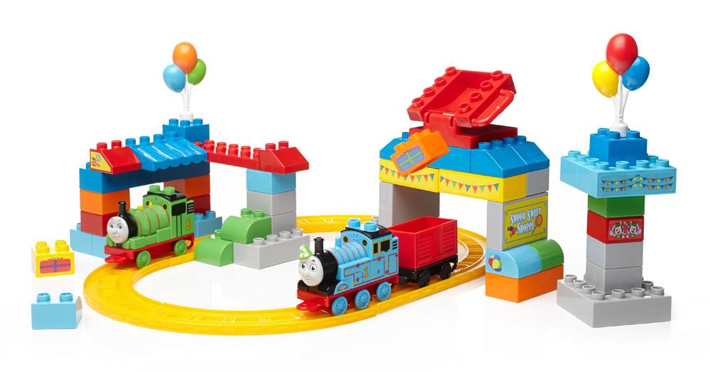 Happy Birthday Thomas - Mega Bloks