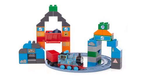 Blue Mountain Coal Mine - Mega Bloks