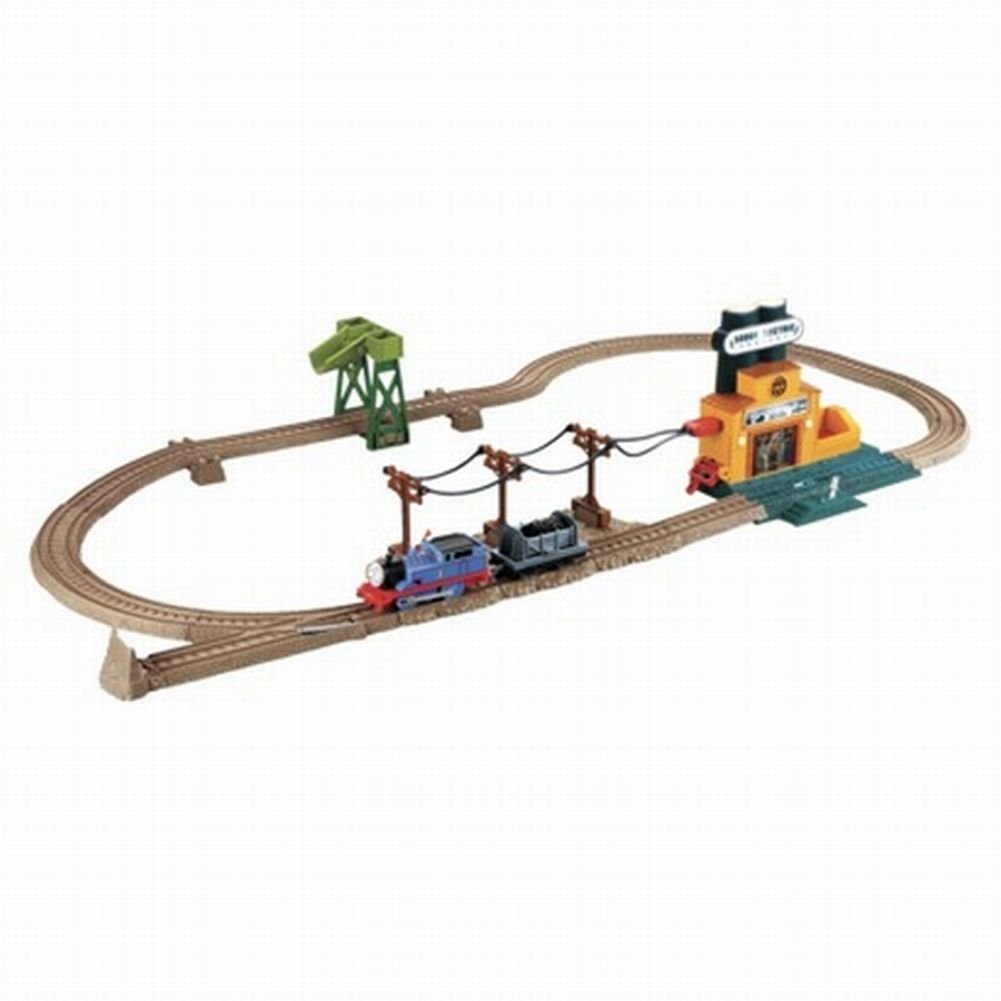 Sodor Power Line Collapse - Trackmaster