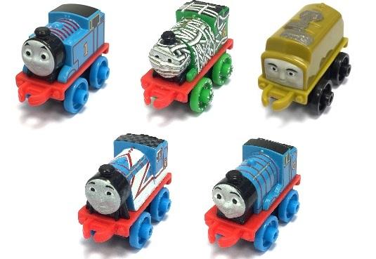 5 Engine Starter Set - Thomas Minis