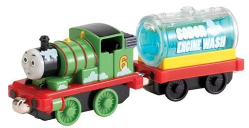 Percy and the Engine Wash - Take Along