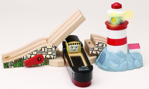 Lighthouse Bridge with Bulstrode - Thomas Wooden
