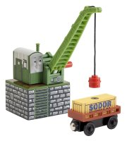 Colin the Crane - Thomas Wooden