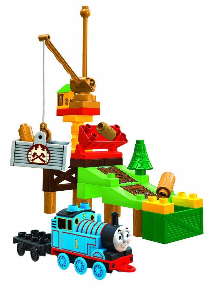 Logging Camp - Mega Bloks