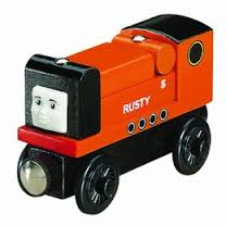 Rusty - Thomas Wooden