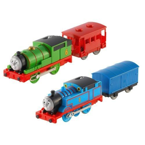 Thomas and Percy - Trackmaster