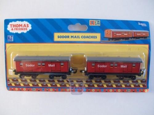 Sodor Mail Coaches - Ertl