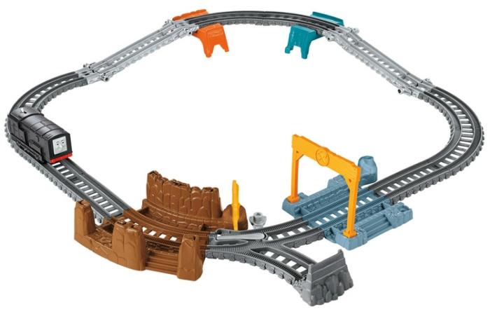 3-in-1 Track Builder Set - Trackmaster Revolution