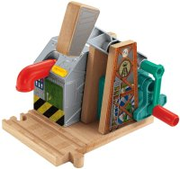 Sodor Oil Derrick - Lights and Sounds - Thomas Wooden