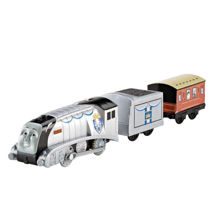 Spencer - Royal - Trackmaster Revolution