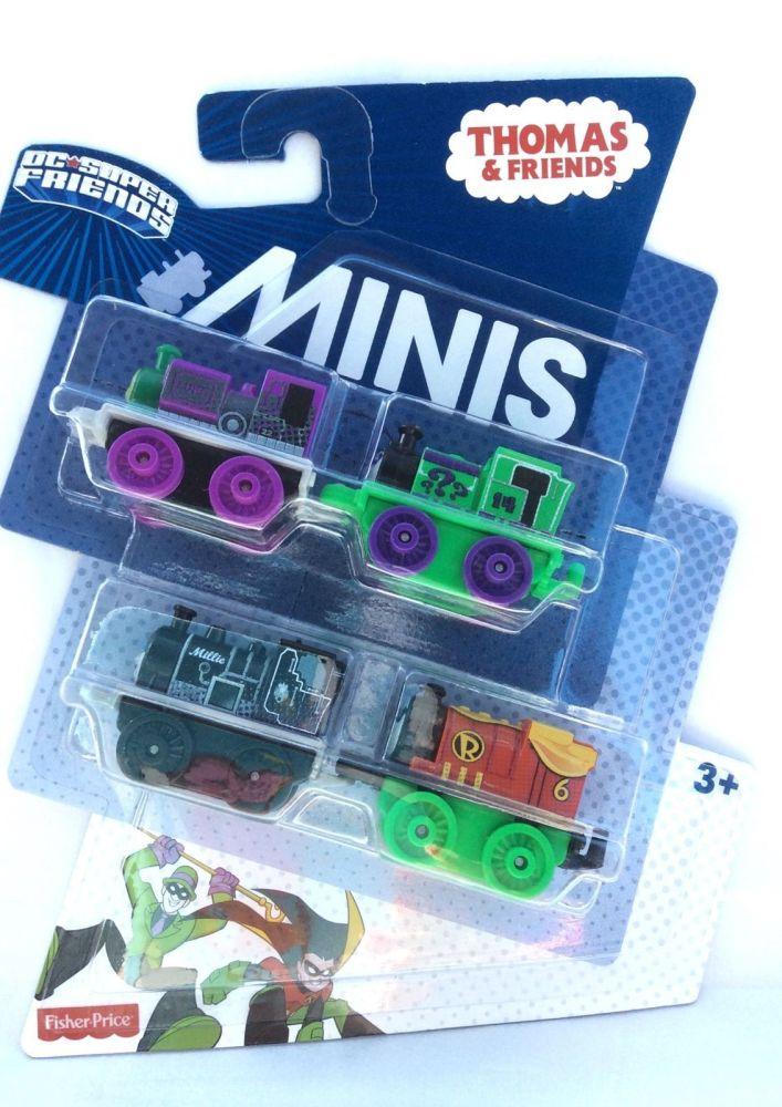 DC Superheroes 4 Pack #2 - Thomas Minis