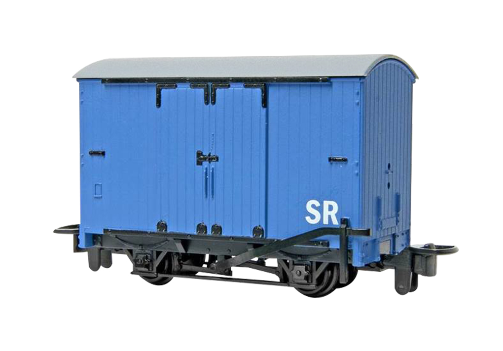 Box Van - Blue - Narrow Gauge - Bachmann Thomas