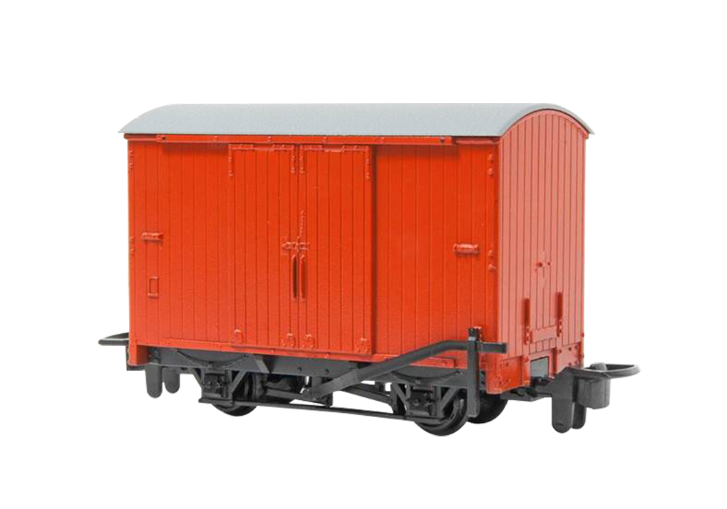 Box Van Red - Narrow Gauge - Bachmann
