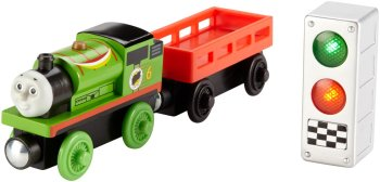 Percy - Ready,Set,Race ! - Thomas Wooden