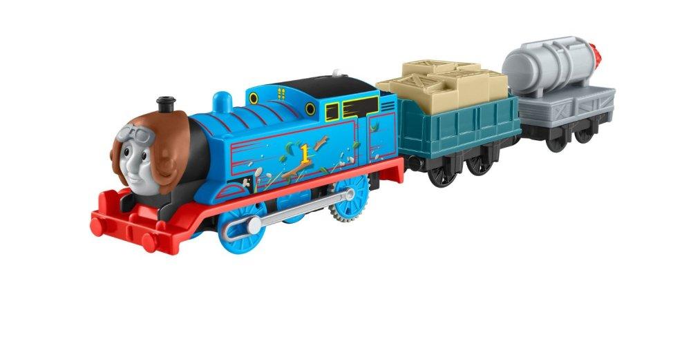 Thomas and the Jet Engine - Trackmaster Revolution