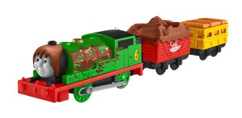 Percy in Chocolate Crunch - Trackmaster Revolution