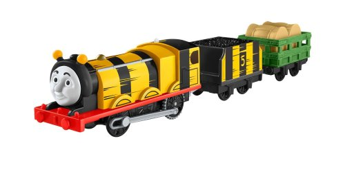 James in Busy Bee - Trackmaster Revolution